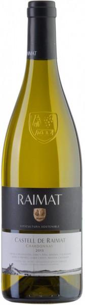 "Вино Raimat, ""Castell de Raimat"" Chardonnay, Costers del Segre DO, 2013"