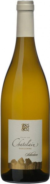 Вино Chatelain, Sancerre Selection, Sancerre AOC, 2011