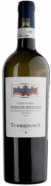 Вино Terre di Dora, Fiano di Avellino DOCG 2009
