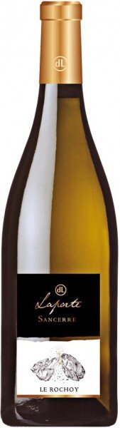 "Вино Laporte, Sancerre AOC ""Le Rochoy"" White, 2014, 0.375 л"