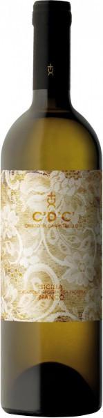 Вино Baglio del Cristo di Campobello, C'D'C' Bianco, Sicilia IGP, 2013