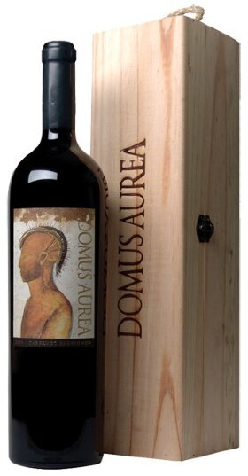 "Вино Clos Quebrada De Macul, ""Domus Aurea"" Cabernet Sauvignon, 2008, in wooden box, 6 л"