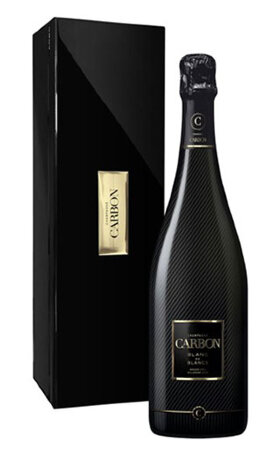 Шампанское Gisele Devavry, Cuvee Carbon Blanc de Blancs Grand Cru, gift box, 1.5