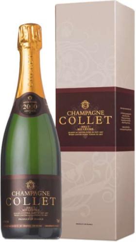 Шампанское Collet, Brut, 2004, gift box