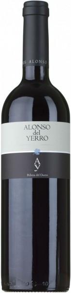 """Вино Vinedos Alonso del Yerro, """"Alonso del Yerro"""", Ribera del Duero DO, 2010"""