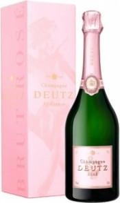 Шампанское Deutz Brut Rose, gift box