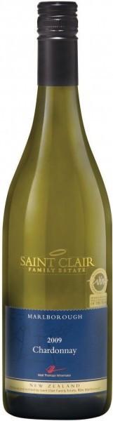 Вино Saint Clair Marlborough Chardonnay 2009