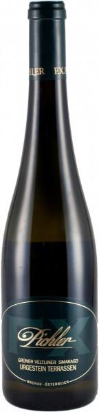 """Вино Gruner Veltliner Smaragd """"Urgestein Terrassen"""", 2012"""