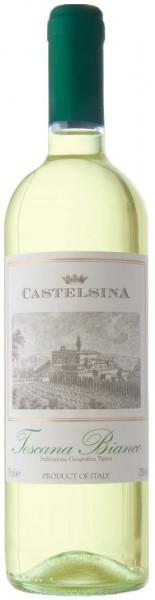 Вино Castelsina, Toscana Bianco IGT, 2014