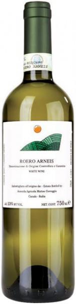 Вино Matteo Correggia, Roero Arneis DOC, 2010