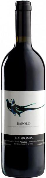 Вино Gaja, Dagromis, Barolo DOCG, 2008, 0.375 л