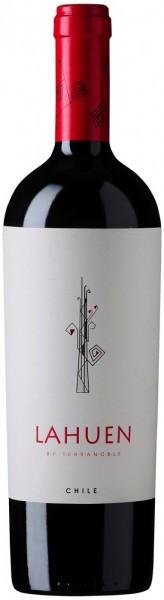 """Вино TerraNoble, """"Lahuen"""" Red Label, 2012"""