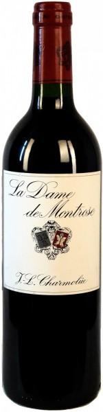 "Вино Chateau Montrose, ""La Dame de Montrose"", Saint-Estephe AOC, 2011"