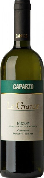 "Вино Caparzo,""Le Grance"", DOC Sant'Antimo, 2004"