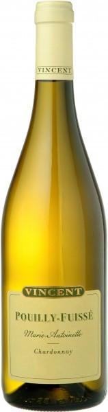 Вино Pouilly-Fuisse AOC Marie-Antoinette 2009