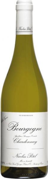 "Вино Nicolas Potel, Bourgogne Chardonnay ""Cuvee Gerard Potel"", 2014"