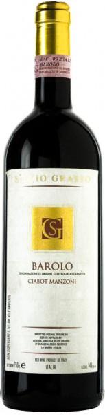 "Вино Silvio Grasso, ""Ciabot Manzoni"", Barolo DOCG, 2005"