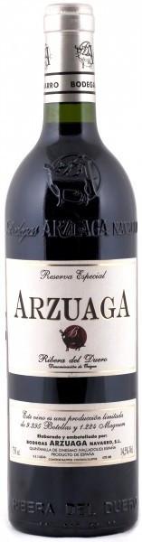 Вино Arzuaga Reserva Especial 2006