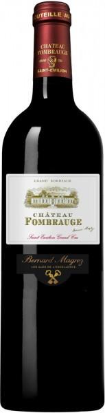Вино Chateau Fombrauge, Saint Emilion Grand Cru, 2012