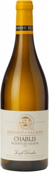 "Вино Chablis AOC ""Reserve de Vaudon"", 2015"