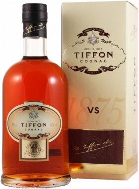 Коньяк Tiffon Fine V.S., gift box, 0.7 л