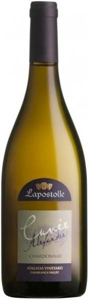 "Вино Casa Lapostolle ""Cuvee Alexandre"" Chardonnay, 2008"