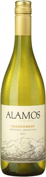 """Вино Catena Zapata, """"Alamos"""" Chardonnay, Mendoza, 2011"""