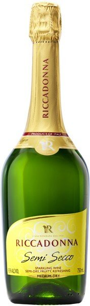 Игристое вино Riccadonna, Semi Secco