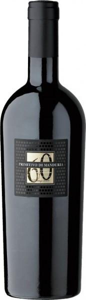 """Вино Feudi di San Marzano, """"Sessantanni"""" Primitivo di Manduria, 2009"""