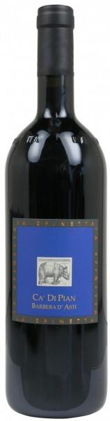 """Вино La Spinetta, Barbera d'Asti """"Ca' di Pian"""", 2008"""