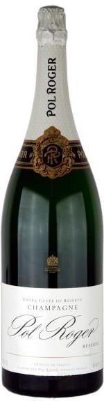 Шампанское Pol Roger, Brut Reserve, Extra Cuvee de Reserve, 1.5 л