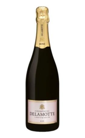 Шампанское Delamotte Rose Brut 0.75л