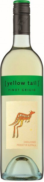 "Вино ""Yellow Tail"" Pinot Grigio"