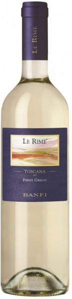 "Вино ""Le Rime"", Toscana IGT, 2014"