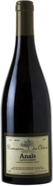 "Вино Domaine du Chene, ""Anais"" Saint-Joseph AOC, 2007, 1.5 л"