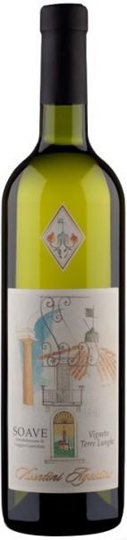 """Вино Vicentini Agostino, """"Vigneto Terre Lunghe"""", Soave DOC, 2015"""