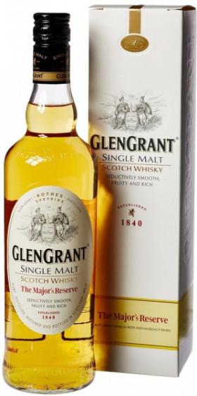 "Виски Glen Grant, ""The Major's Reserve"", gift box, 0.7 л"