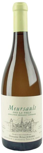 "Вино Domaine Remi Jobard, Meursault ""Sous La Velle"" AOC, 2008"