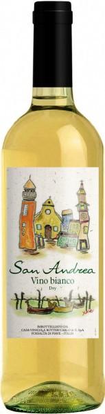 "Вино Botter, ""San Andrea"" Bianco Dry"