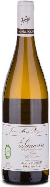 "Вино Jean-Max Roger, Sancerre Blanc АОC ""Les Caillottes"", 2012"