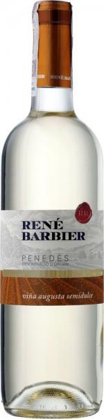"Вино Rene Barbier, ""Vina Augusta"" Semidulce, Penedes DO, 2012"
