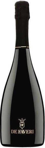 """Игристое вино De Faveri, Prosecco di Valdobbiadene Superiore DOCG """"Millesimato Selezione"""""""