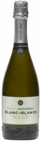 Игристое вино Geisweiler Monopole Blanc de Blancs Demi-Sec