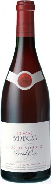 Вино Domaine Bertagna, Clos de Vougeot Grand Cru, 2007