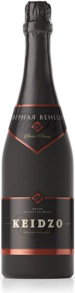 "Игристое вино Severnaya Venezia, ""Keidzo"" Semi-Sweet"