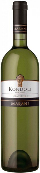 "Вино Marani ""Kondoli"" Rkatsiteli, 2012"