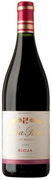 Вино Vina Real, Gran Reserva, 2005, 1.5 л