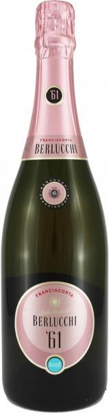 "Игристое вино Guido Berlucchi, ""61"" Franciacorta Rose DOCG"