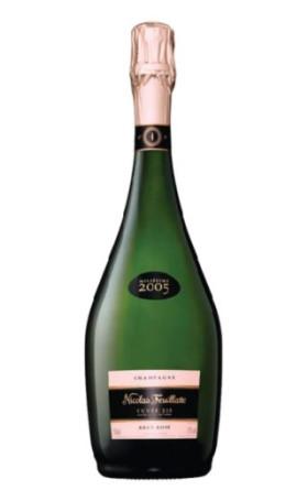 Шампанское Nicolas Feuillatte Brut Cuvee 225 Rose 0.75л