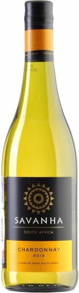 "Вино Spier, ""Savanha"" Chardonnay, 2012"